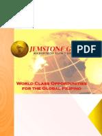 jemstone global 2014 profile