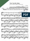 Trois Nouvelles Etudes - Chopin