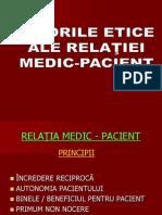 Relatia medic pacient