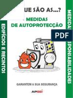 Folheto APSEI Medidas de Autoproteccao
