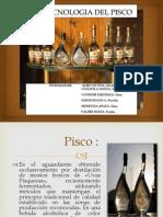 Biotecnologia Del Pisco