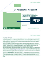 TFR Forms ACCJC Accreditation Assessment TVT2010-01-05