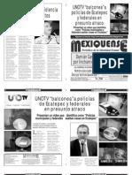 Diario El mexiquense 27 Noviembre 2014