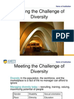 Cultural Diversity and Its Challenges Anita (1)