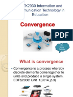first graded discussion convergence