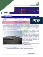 """Newsletter Mayo 2003 """" PONTECIALIDAD DE LOS SISTEMAS FOTOVOLTÁICOS"""", EN ÉCIJA"""