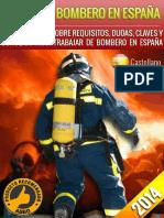 Como llegar a ser un bombero en España