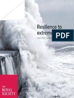Resilience to Extreme Weather