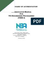 UG - Tier I Manual
