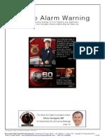 Smoke Alarm Warning - Chris Gulaptis