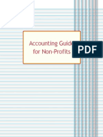 Accounting Guide for NGOS