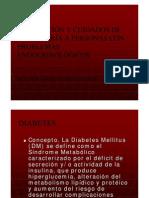 CUIDADOS ENFERMERÍA PROBLEMAS ENDOCRINOS