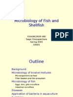Microbiology of Fish and Shellfish