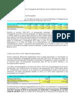 Publicidad y Propaganda CABA. Nov 2014