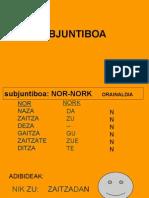 Nor Nork Subjuntiboa