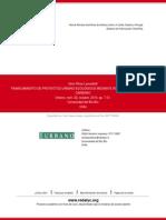 FINANCIAMIENTO DE PROYECTOS URBANO-ECOLÓGICOS MEDIANTE INTERCAMBIO DE BONOS DE CARBONO