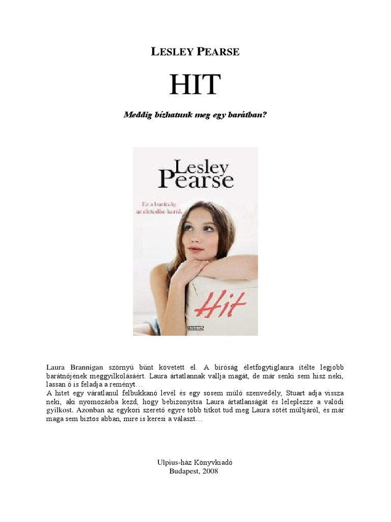 Lesley Pearse - Hit fceb2f1cbe