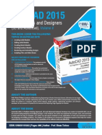 AutoCAD 2015 for Engineers and Designers, 3D and Advanced, 21st Ed, Vol-II