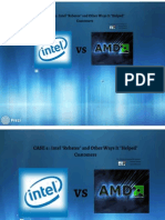 Kel 4 - Intel vs Amd Case Kel 4 Business Ethics