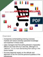 International Selling