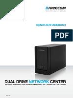 413385 an 01 de Freecom Dualdrive Network Center 4tb