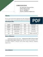 REEHAN- Resume (Industry)