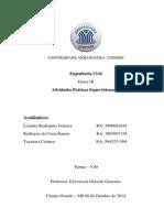 ATPS FISICA 3 - Com solução