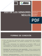 Uso de Los Sensores NEULOG - Provincias