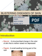 Blistering Diseases of Skin
