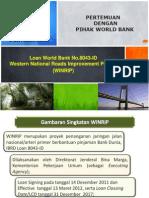 Bahan Pertemuan Dengan World Bank-1