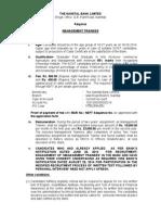 Nainital Bank Limited Recruitment 2014 2015 (1)