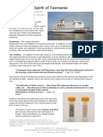 Case Study - Airborne Tea Tree Oil Used for Treatment of Air Quality Aboard a Large Passenger Ship