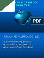 Kelainan Morfologi Sel