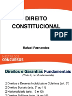 Direito constituciona