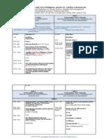 Camillian Scholasticates Course Content (Draft 1) (1)