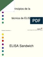 Elisa Tests Sandwich