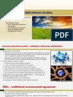 TOPIK 5 Isu Lingkungan Global