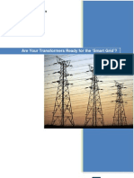 Are Your Transformers Ready for the Smart Grid
