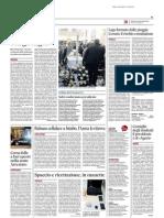 """Consiglio degli Studenti, il Presidente è di """"Agorà"""" - Il Messaggero del 23 novembre 2014"""