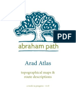 Abraham Path-Arad Atlas v1.0