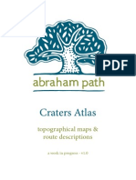 Abraham Path-Craters Atlas v1.0