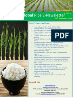 26th November,2014 Daily Global Rice E-Newsletter by Riceplus Magazine