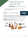 Classificacao Dos Instrumentos Musicais
