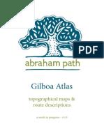 Abraham Path-Gilboa Atlas v1.0