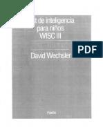 Test de Inteligencia para niños WISC III.pdf