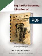 Syrias Endangered Heritage