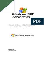 Manual Windows 2003 y 2008 Server