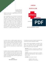 Manual de Primeros Auxilios PSISO