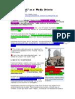 Efecto Irak en Medio Oriente