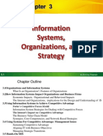 Ch3 Information System Organization and Strategy